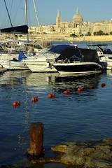 Summer Afternoon (Patrick Chircop) Tags: malta taxbiex valletta landscape compactcamera patrickchircop