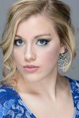 Kristina - Beauty Photoshoot (bonavistask8er) Tags: nikon d7100 80200 strobist sb910 yn560 studio people fashion beauty mua makeup blue blond model portrait cactus v5