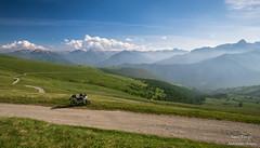 Colle di Sampeyre (Anteriorechiuso Santi Diego) Tags: sampeyre landscape wild piedmont piemonte