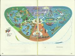 1968 Disneyland Guide Book (Stabbur's Master) Tags: california disneyland 1960s 1960sdisneyland disneylandguidebook amusementpark themepark losangeles 1968disneylandguidebook