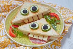 Food Art per bambini: piatti divertenti da preparare, belli da vedere, buoni da mangiare! (Cudriec) Tags: bambini foodart piattibelli ricetteveloci