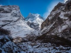The Himalayas, Annapurna Base Camp Trek, Nepal (CamelKW) Tags: abc annapurnabasecamptrek annapurnaregiontrek kathmandu mbc machapuchare machapucharebasecamp nepal pokhara