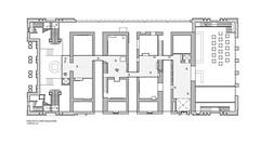 Ground Floor Mezzanine Plan