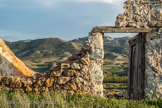 Las eras, Martín del Río, Teruel
