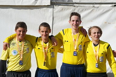 Kanga Cup Referees Day 5 2017 Grand Finals (AusRef) Tags: grandfinals day5 southwell presentations