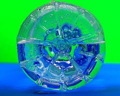 Water Bottle (Hylas) Tags: waterbottle macro canon7dmarkii canon60mmmacro bottom bottomsup macromondays