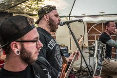 Fight Against Monuments @ BRN (Tom Berger LBF) Tags: fight against monuments canon 70 d tberger art music musik 2017 bunte republik neustadt fest party konzert concert zoom lens 1635mm 128 l usm 70d live mosch moschpit metal hardcore germany good night white bride