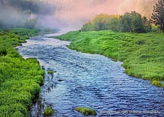 Dawn River