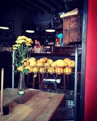 lemons (sarita326) Tags: fruit lemon lemonade food foodporn tapas bar café beauty beautiful mallorca palma travel wanderlust city spain españa