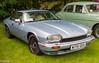 1994 (Nov) Jaguar XJS 6.0L (5993cc 318BHP)  V12: M715GDU (LVNWtransFoto) Tags: canoneos1dmkiv necpwa woodhorncollierymuseum ashington northumberland rally car vehicle transport jaguar xjs 60l v12 m715gdu