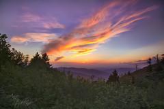 Smoky Mountain Blaze (Anne Strickland) Tags: smokymountains tennessee rurallandscapes greatsmokeymountainsnationalpark nisifilters