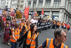 No more austerity (Dun.can) Tags: peoplesassembly london 1july2017 westminster demonstration nomoreausterity streets haymarket