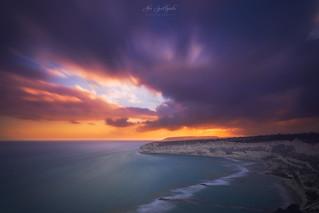 Zapalo Bay Sunset