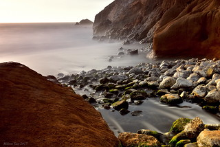 Toward to the Ocean|Rockaway Beach, Northern California
