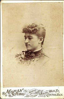 Lovely Victorian Lady ~ By M. R. Moran, Canton, Illinois