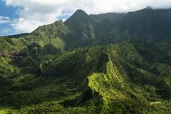 Kauai (Ben Haller) Tags: hawaii big island volcano national park lava kilauea kauai nkon d750 arial landscape nature waterfall