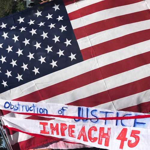 Impeachment March, From FlickrPhotos