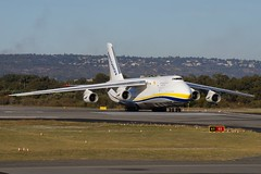 UR-82027 Antonov Design Bureau AN-124 (johnedmond) Tags: perth ypph australia antonov an124 aviation aircraft aeroplane airplane cargo sel55210 55210mm sony ilce3500