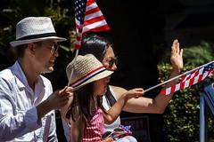 (Abel AP) Tags: people rosewhiteandblueparade 4thofjulyparade sanjose california usa sanfranciscobayarea 4thofjuly holiday americanholiday independenceday america
