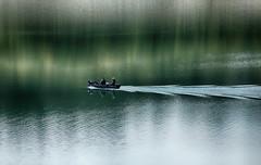 Premiers pêcheurs du printemps (Pierre Schwaller (lyoba.ch)) Tags: pierreschwaller schwaller lyoba lyobach gruyère fribourg suisse switzerland paysage pontlaville pêcheurs pêche lac lacdelagruyère