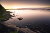 Sunrise of Skatanniemi (Bunaro) Tags: sunrise dawn sun rise skatanniemi vuosaari helsinki finland suomi visitfinland waterscape landscape nature rocks water sea beach