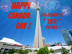 "Birth of a nation  1867 - 2017 150 years ! (Darrell Colby "" You Call The Shots "") Tags: canada nation birthday 150 150years celebrate canadaday happybirthday darrellcolby"