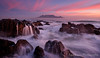 Third Time Lucky (Panorama Paul) Tags: paulbruinsphotography wwwpaulbruinscoza southafrica westerncape capetown tablemountain blaauwbergbeach waves beach sunset nikond800 nikkorlenses nikfilters