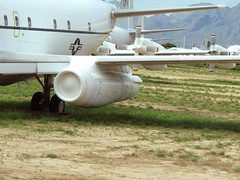 """Boeing T-43 Bobcat 7 • <a style=""""font-size:0.8em;"""" href=""""http://www.flickr.com/photos/81723459@N04/35658875091/"""" target=""""_blank"""">View on Flickr</a>"""