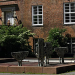 Kieler Schloss - Herbststimmung-Brunnen (06) thumbnail