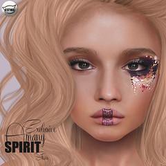 SPIRIT Skins - Amany [Catwa bento] (Mili Forte) Tags: miliforte spirit spiritstore spiritskins skins secondlife secondlifefashion catwa catwahead catwaskin meshhead