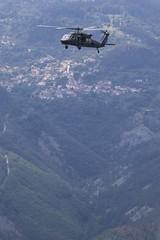 10th CAB flies over Bulgaria during Saber Guardian 17 (U.S. Army Europe) Tags: 10thcombataviationbrigade 10thcab atlanticresolve strongeurope saberguardian saberguardian17 bulgaria blackhawk 210assaulthelicopterbattalion plovdiv bg