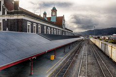 20170627-_BUD5097_HDR Railway Station 25 (hirschwrites) Tags: dunedin earth hdr nz newzealand other southisland