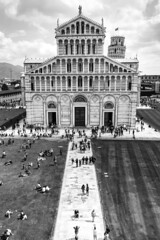 Pisa (Luigi Azzarone) Tags: pisa piazzadeimiracoli toscana tuscany torre nikonafsdx1680mmf284eedvr