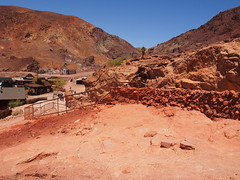 P5280559 (photos-by-sherm) Tags: calico ghost town san bernadino california ca desert mining mines history saloons gunfight museum spring