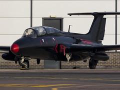 Private   Aero L-29 Delfin   G-BZNT (FlyingAnts) Tags: private aero l29 delfin gbznt aerol29delfin saxonair norwichairport norwich nwi egsh
