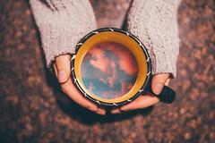 tgif (lauren zaknoun) Tags: surreal surrealphotography conceptual conceptualphotography skyinacup tea sky sunset pink blue clouds hands girl art mug fantasy fairytale fairy faceless contemporaryart photomanipulation compositeimage 100photos laurenzaknoun