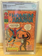 O Homem Aranha No.3 (Rare Comic Experts 43yrs of experience) Tags: goldenagecomics goldenage kaangacomics fictionhousecomics junglecomics aussiecomics quadrinhos revista gibi hq foreigncomiccollectors vintagecomics superhero novaro wonderwoman spanish mexico mexican age golden league justice comics dc woman wonder komickaziofficial superman dccomics grail grails keycomics cbcs cgc slabbedcomic rarecomics foreigncomics foreigncomiccollector internationalcomics justiceleague igcomics igcomicfamily igcomiccommunity retro vintage spiderman marvel marvelcomics avengers infinitywar