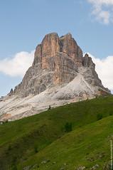 Vertical zones (Cjasar) Tags: dolomites dolomiti rock clap crêt croda averau giau jou averu alps alpi weathering erosion scree wall cliff parete erosione ghiaione grava gravon gràa