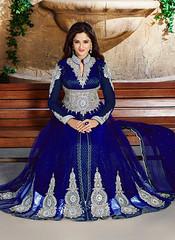Blue Net Achkan Style Salwar Kameez (nikvikonline) Tags: blue bluesalwar bluekameez salwarkameez designerwear kamiz kamizonline womenfashion womenclothing womenswear women weddingdress wedding weddingwear wear dress dresses