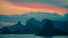 Mystic Sunset (Martín Marilungo) Tags: parquedelaciudad mirador landscape bahíadoguanabara guanabarabay parquedacidade nitieroi viewpoint ríodejaneiro panorámica paisaje morros travel montañas brasil niterói morrodopico viajesbahíadeguanabara atardecer brazil sunset riodejaneiro br