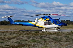 VH-XCY Bell 412EP (johnedmond) Tags: perth ypjt australia aviation aircraft aeroplane airplane helicopter chopper bell sel55210 55210mm sony