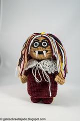 Amigurumi (El Gato sobre el Tejado) Tags: crochet amigurumi peluches plush manualidades crafts hechoamano handmade brujaavería bruja witch