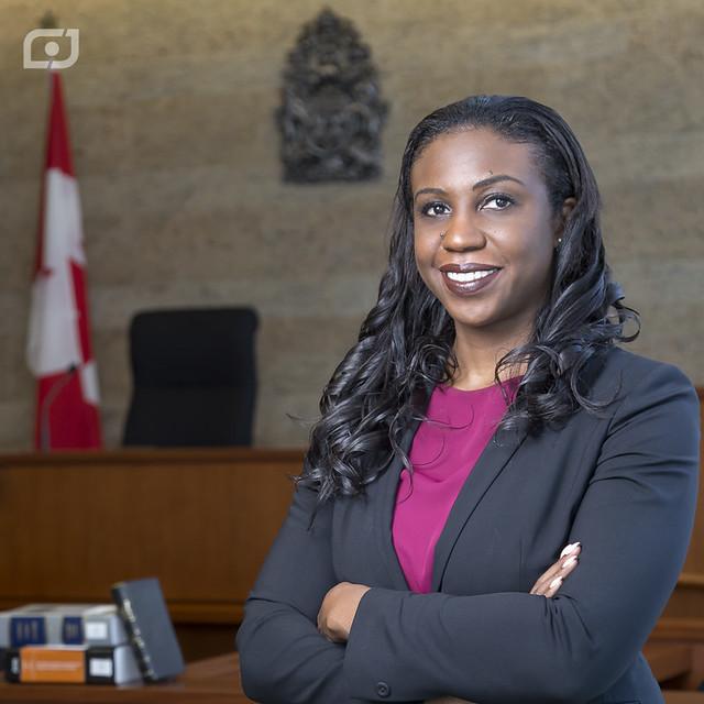 Walker Law - Award Portrait