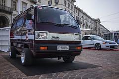 JDM Car Meeting (lu_ro) Tags: jdm italy parco valentino sony a7 35mm zeiss mazda nissan miata supra toyota lancer r32 s2000 s2k
