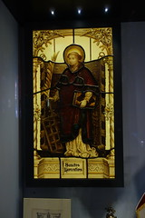 St Laurence by C E Kempe, 188 (Bolckow) Tags: kempe charleseamerkempe lawrence stlawrence