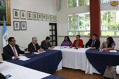 """Reunión de seguimiento sobre acuerdo especial entre Guatemala y Belice para someter a diferendo territorial y marítimo de Guatemala ante la CIDH 1 • <a style=""""font-size:0.8em;"""" href=""""http://www.flickr.com/photos/141960703@N04/34478168283/"""" target=""""_blank"""">View on Flickr</a>"""