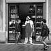 Naples, dans le rue...