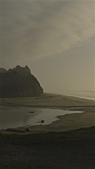 January Evening Ocean Light (sswj) Tags: oceanlight pacificocean beach pescaderobeach sanpablocounty northerncalifornia california scottjohnson composition leica dl4 availablelight existinglight naturallight fog beautifullight abstractreality