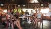 IMG_49224 (Manveer Jarosz) Tags: auroville bharat hindustan india solitudefarm southindia tamilnadu wwoof worldwideopportunitiesonorganicfarms farm farmers group hippies hut inside people rural sitting solitude table team village volunteers