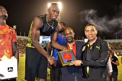Packed National Stadium Bids Goodbye to Bolt